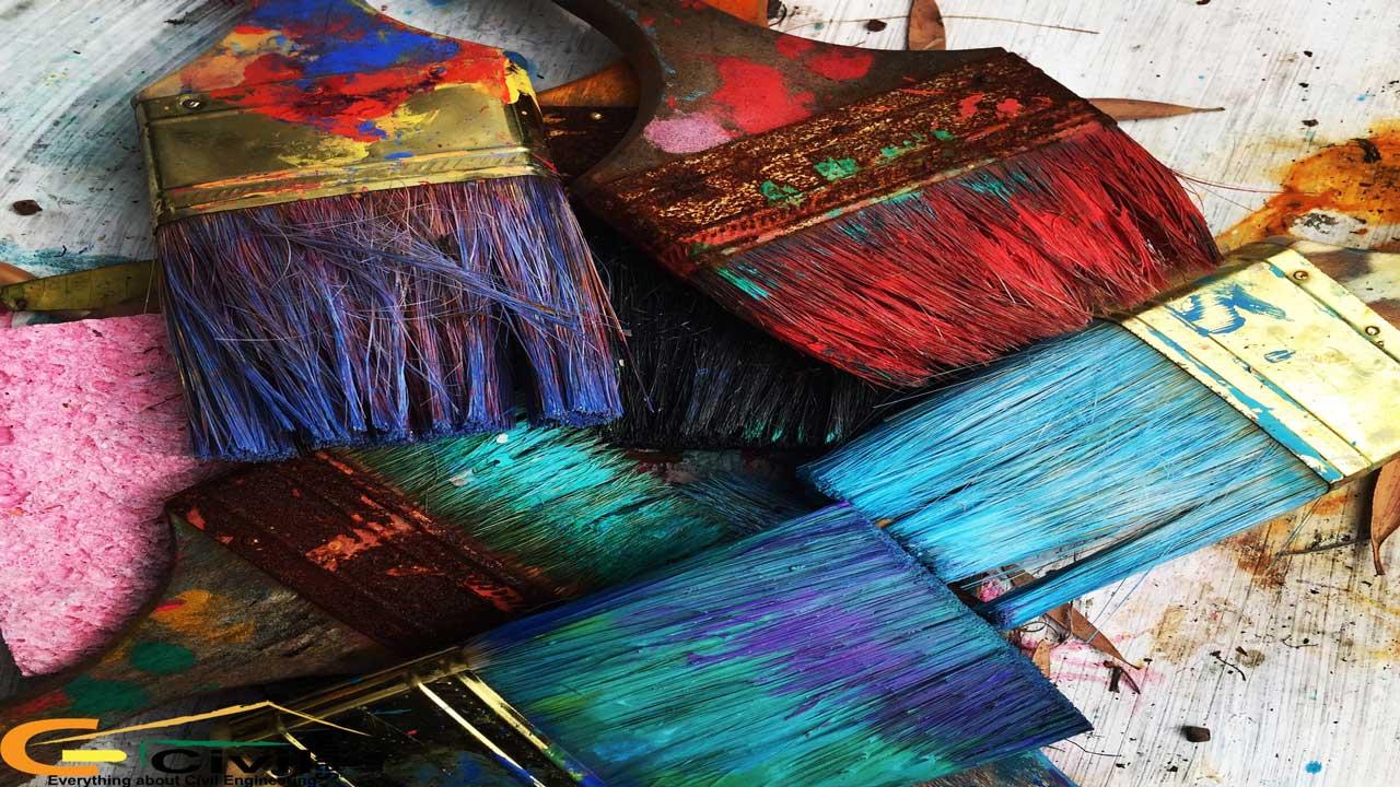 paints, what is paint, paint definition, components of paint, paint thinner, thinner, paint