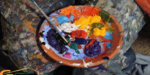 paints,