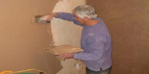 define plaster, cement plasters