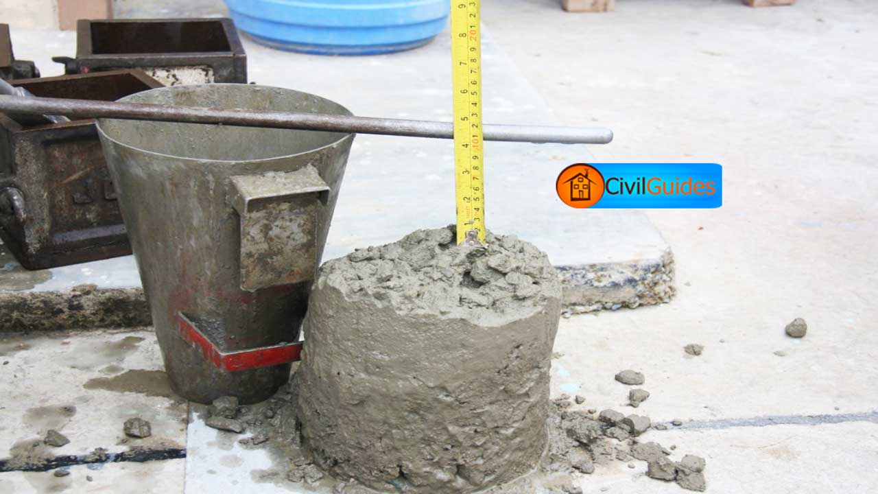 Concrete Slump Test : Concrete slump test definition types procedure