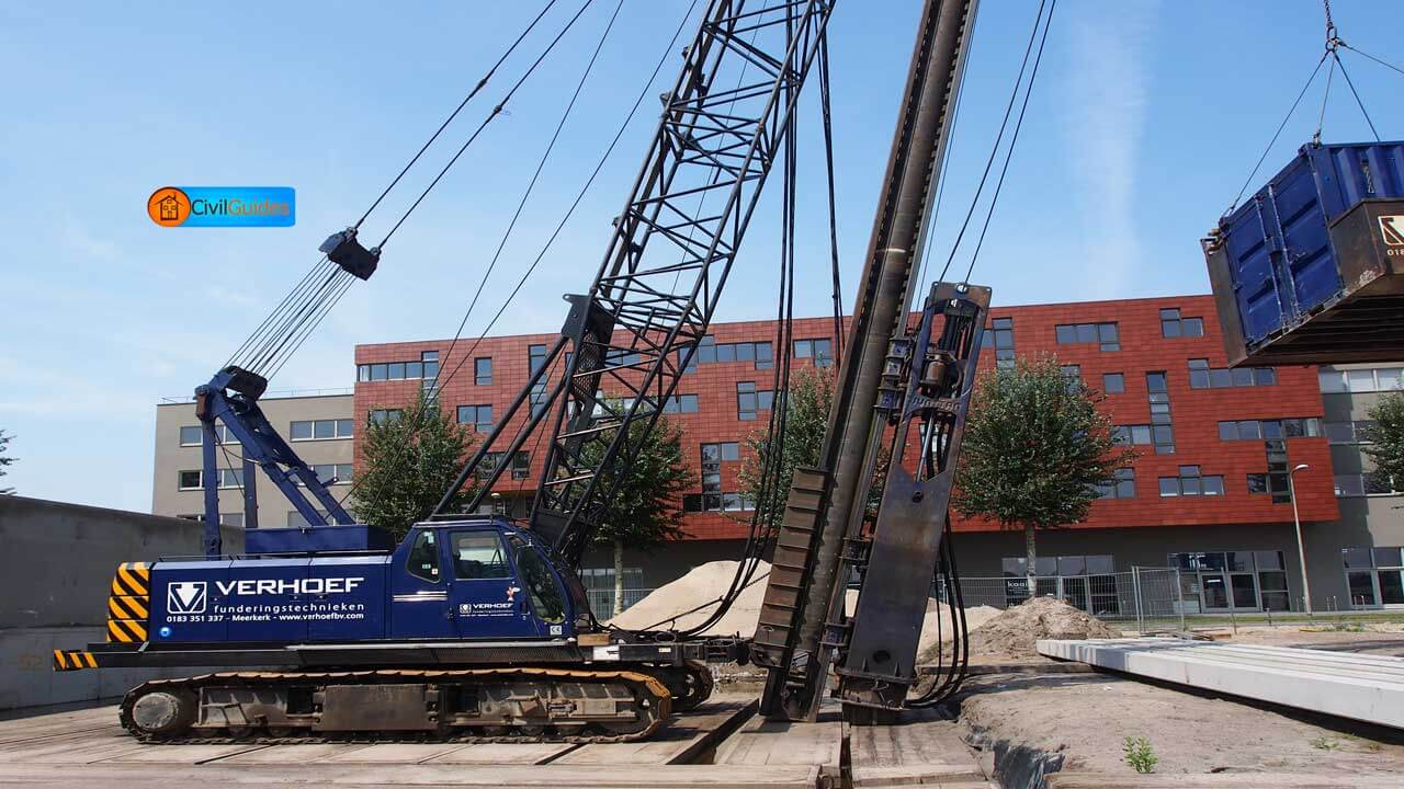 What Are The Different Types Of Cranes : Top different types of cranes used in construction works