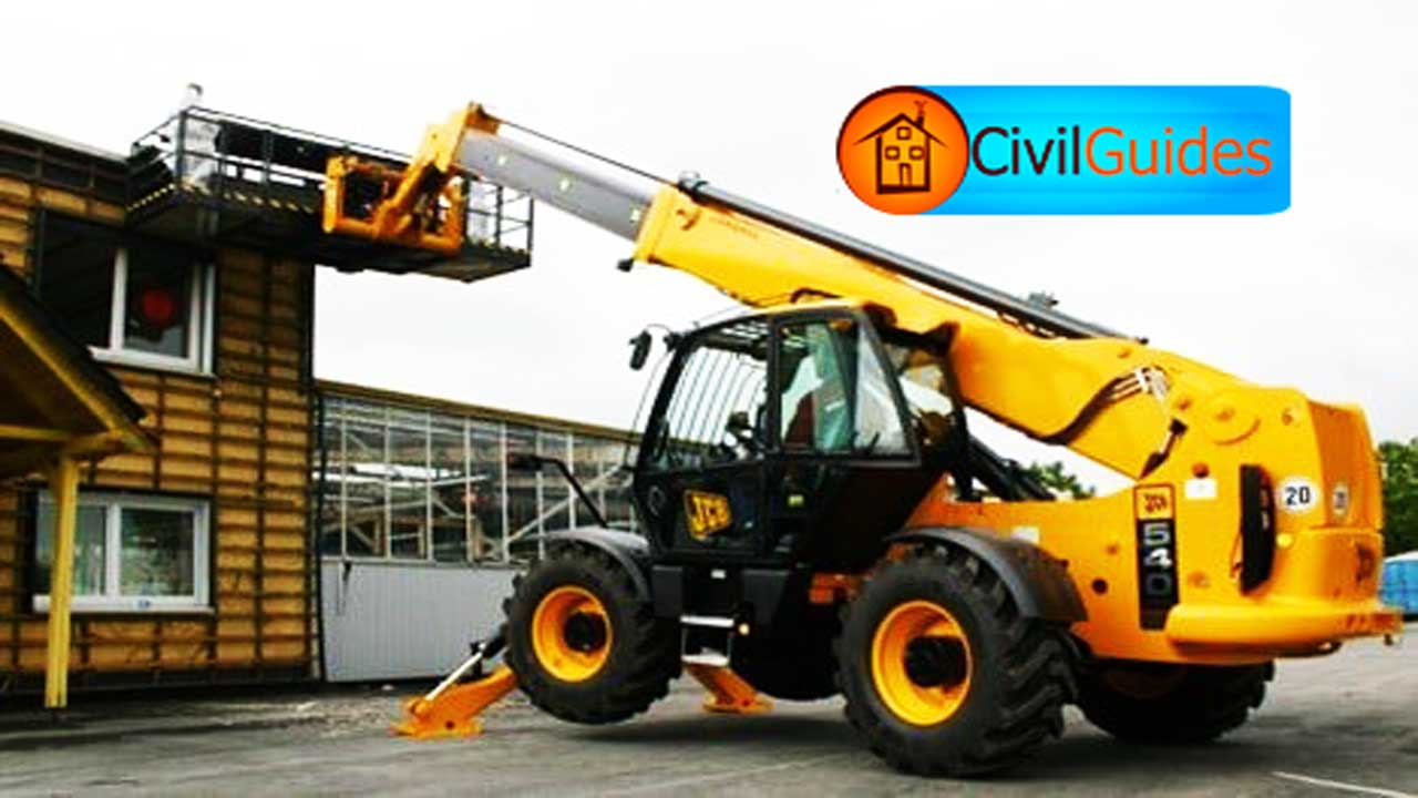 Top 12 Different Types of Cranes used in Construction Works