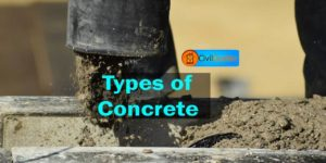 types-of-concrete