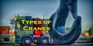 types-of-cranes