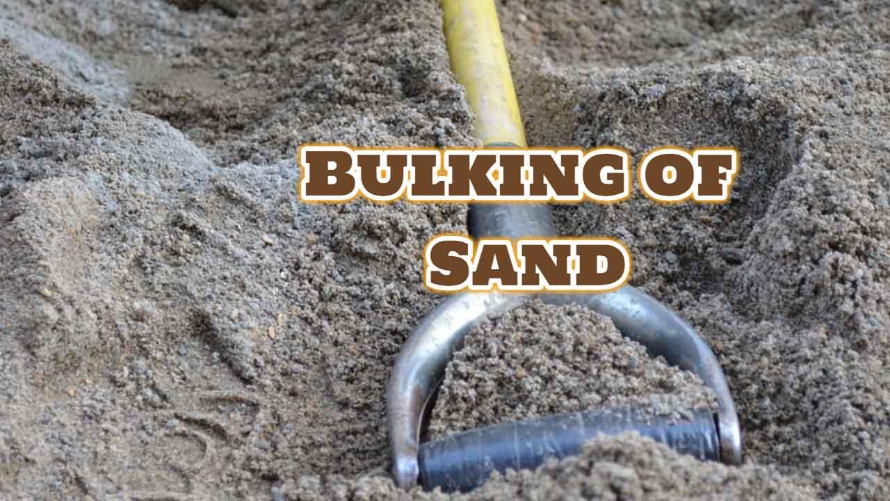 bulking-of-sands