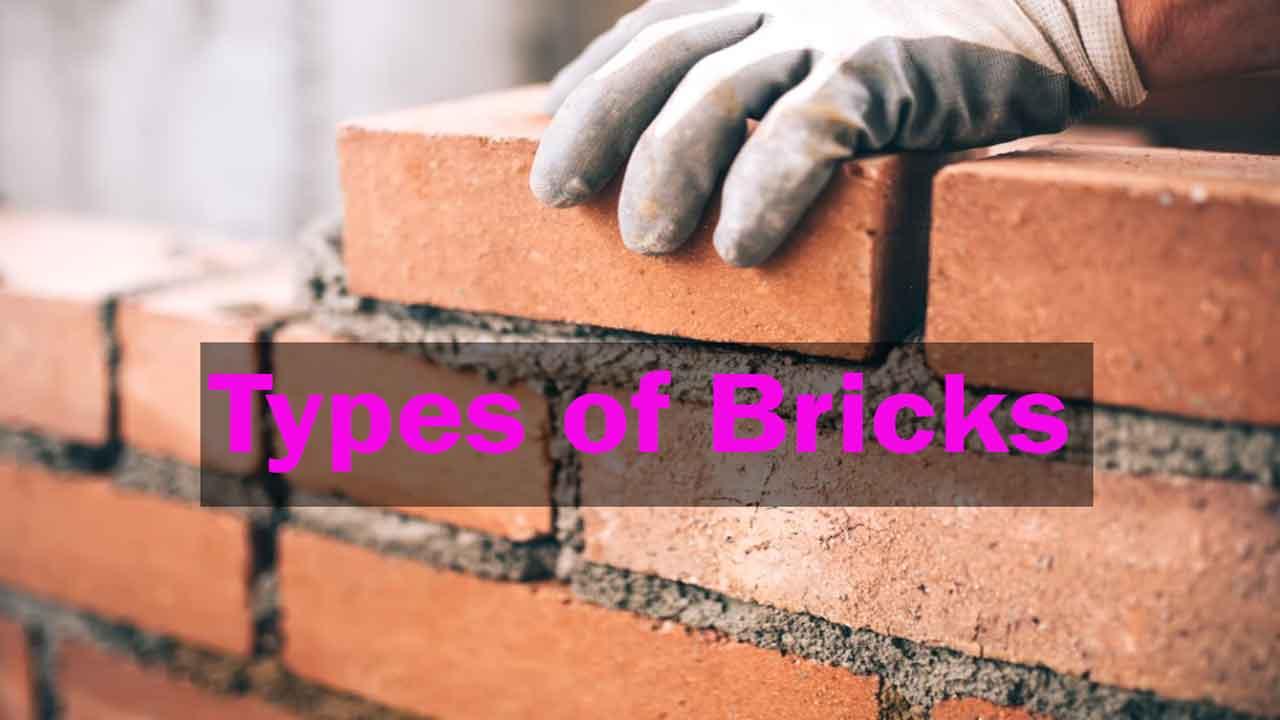 Classification Of Bricks Types Of Bricks