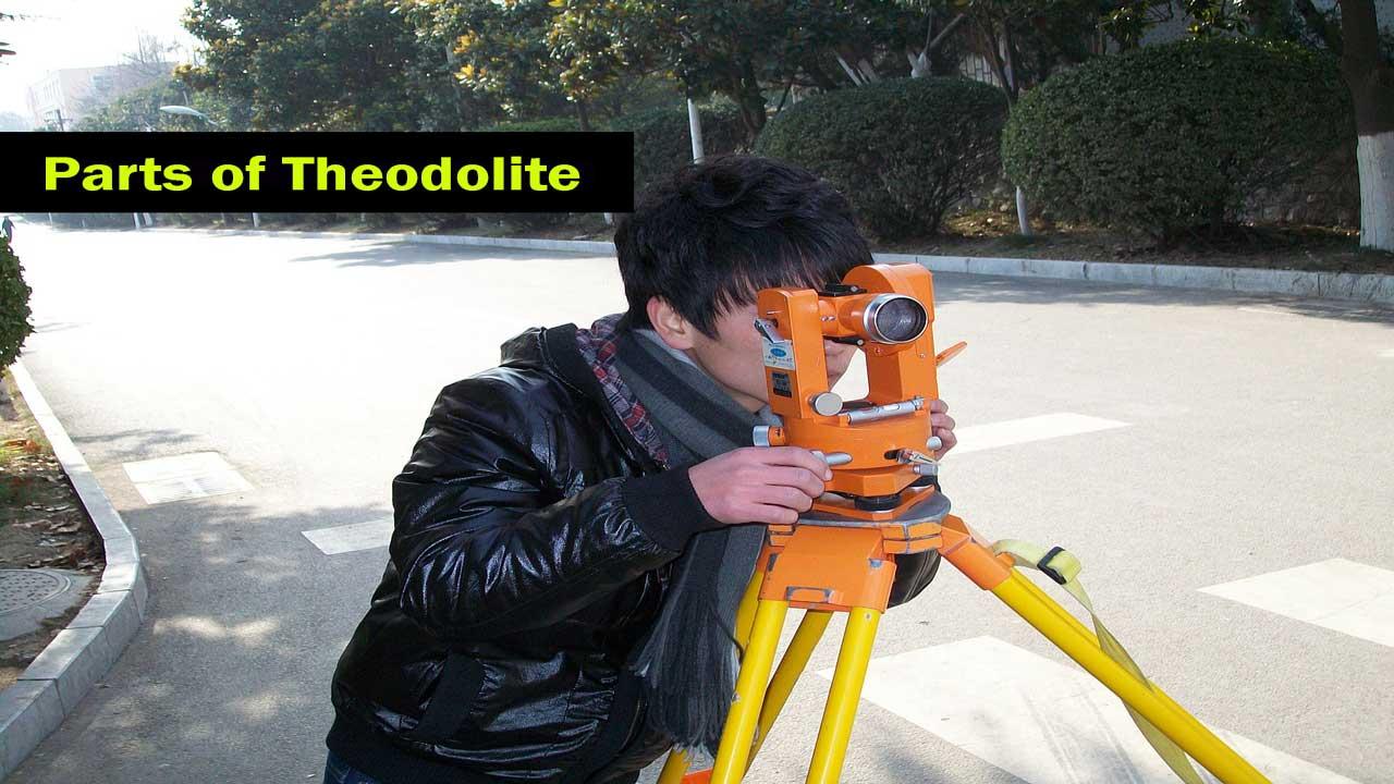theodolite-parts