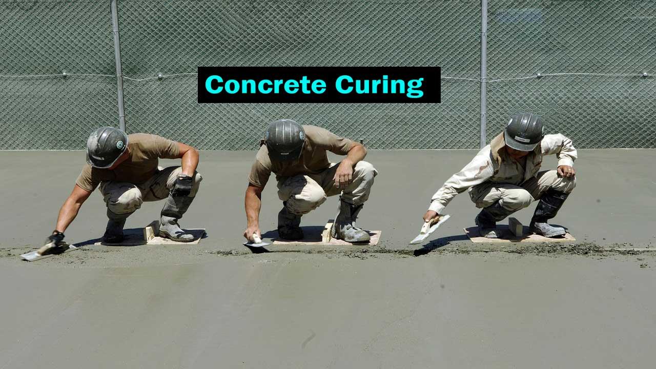 curing-of-concrete