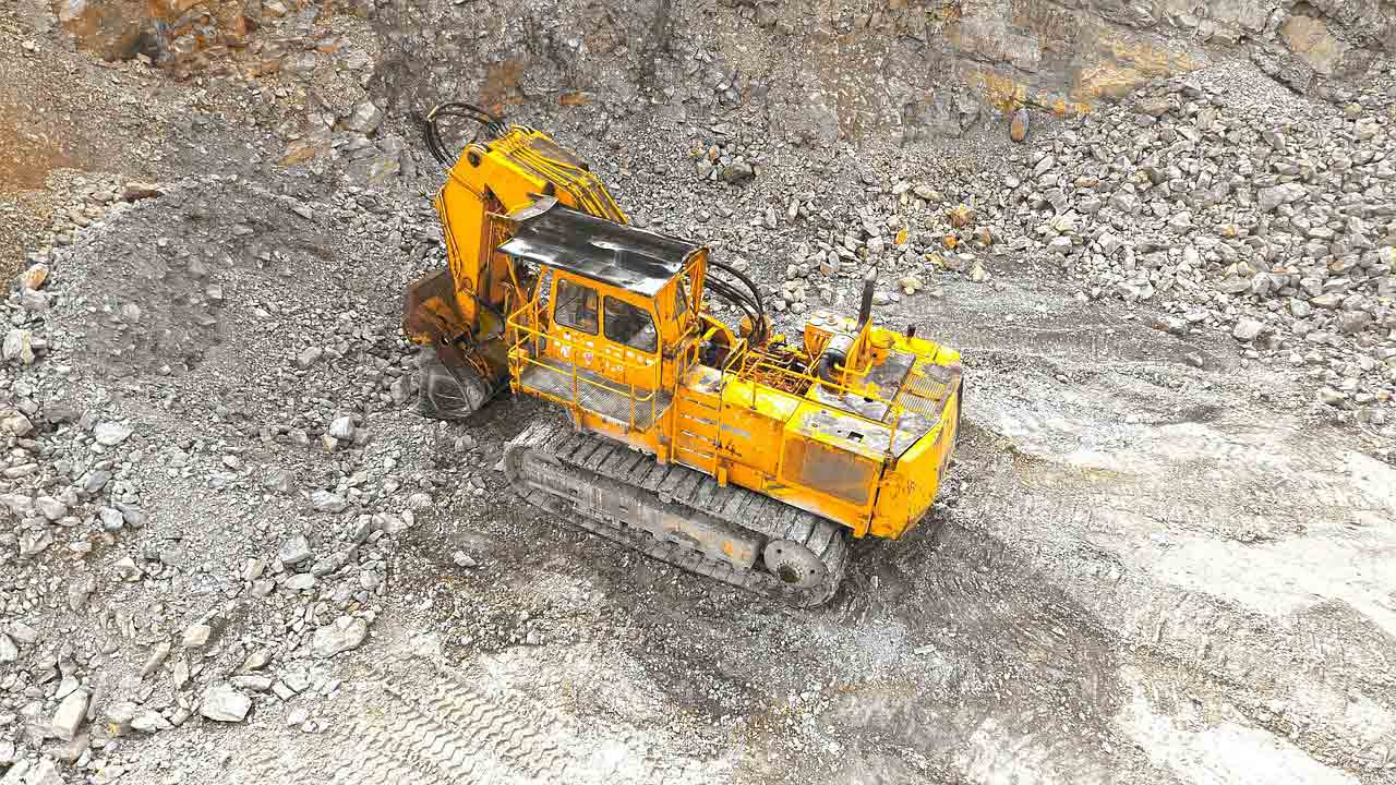 quarrying-minning