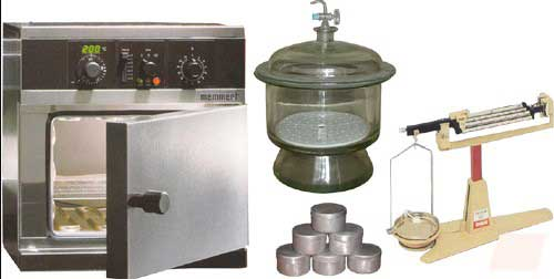 Moisture-Content-Determination-by-oven--method