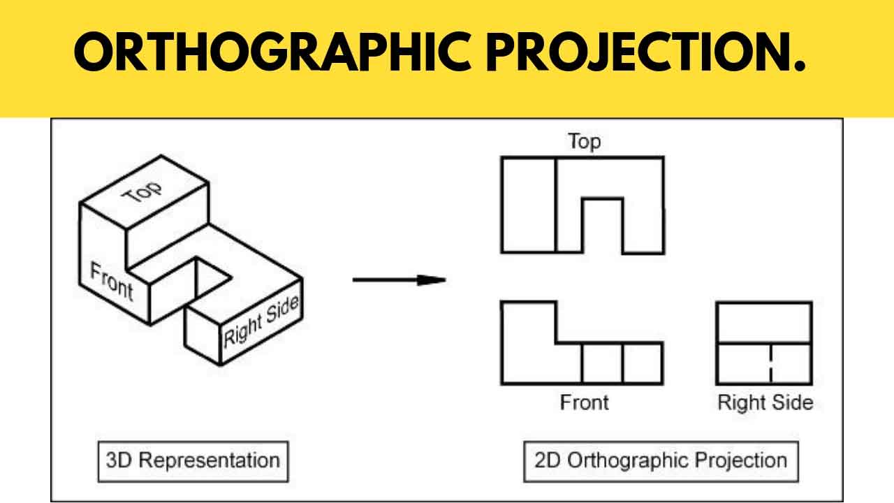 orthographic-projection-drawing