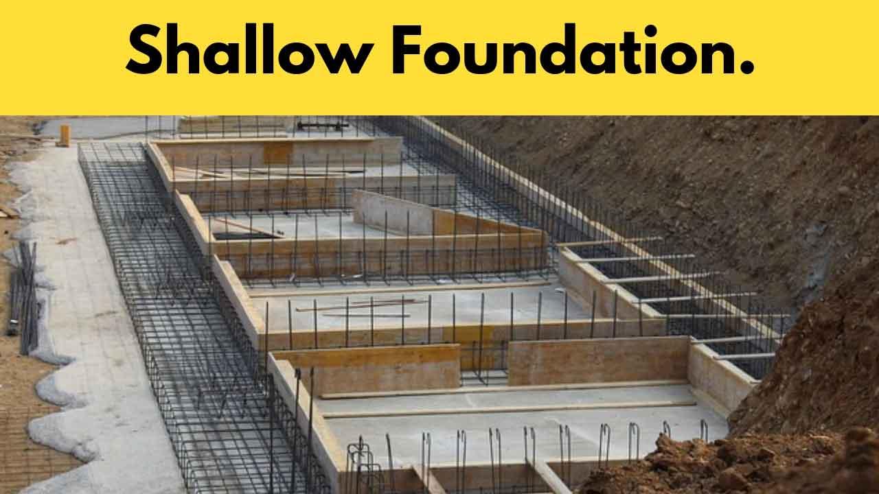 shallow-foundation