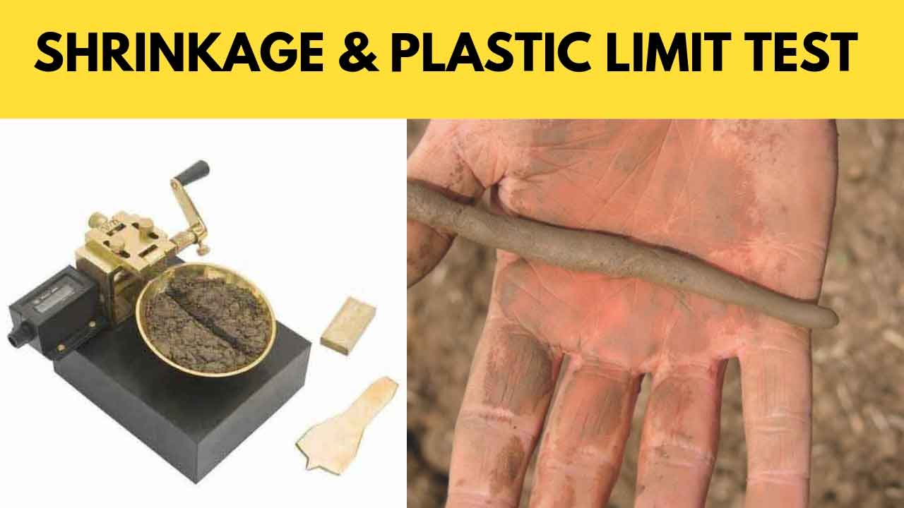 shrinkage-and-plastic-limit-test